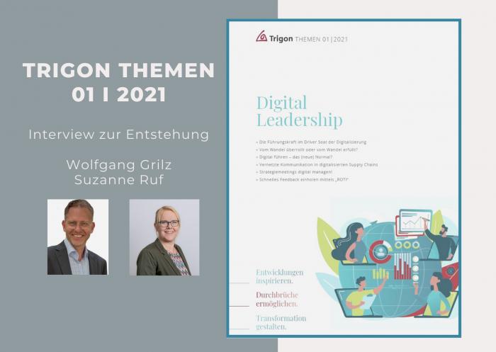 Interview mit Suzanne Ruf und Wolfgang Grilz